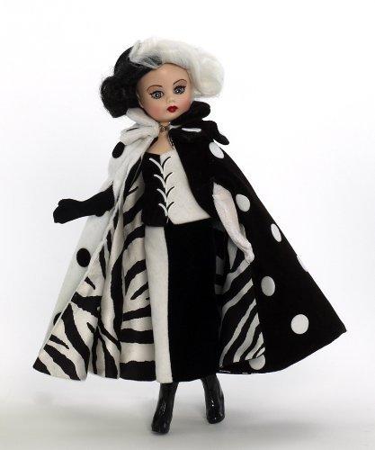 Madame Alexander 10 Cruella De Vil, Disney Showcase Collection by Madame Alexander