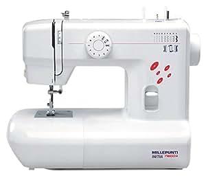 Necchi MA10 Macchina da cucire semiautomatica Elettrico macchina da cucito