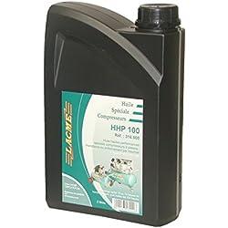 Lacme - Huile pour compresseur en bidon de 2 litres -
