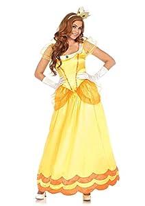 Leg Avenue- Mujer, Color amarillo, naranja, Medium (EUR 38-40) (85559)