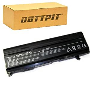 Battpit™ Batterie d'ordinateur Portable Pour Toshiba Satellite M70-207 (10.8V 6600 mAh) [18 Mois de garantie]