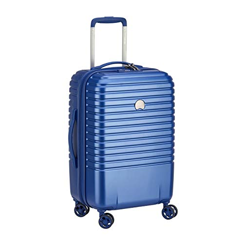 Delsey Paris Caumartin Plus Bagage Cabine, 41 Litres, Bleu