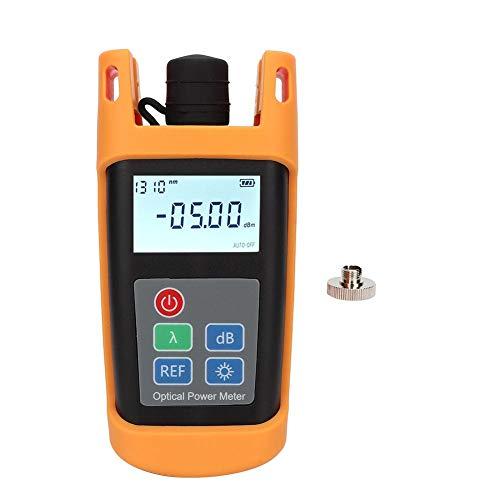 Medidor de potencia óptica, herramienta de prueba KPM-25m Mini medidor de potencia...