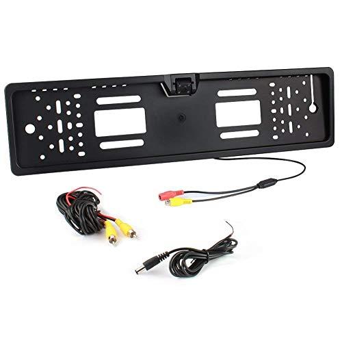 Auto Nummernschild Kit 170° Weitwinkel Wasserdicht Auto Reverse Parking Rückfahrkamera Backup-Kamera LED IR Lichter Nacht Vision