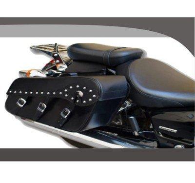 para-moto-cierre-magntico-harley-de-fundas-para-asientos-delanteros-con-tachuelas-3-bolsas-de-poliur