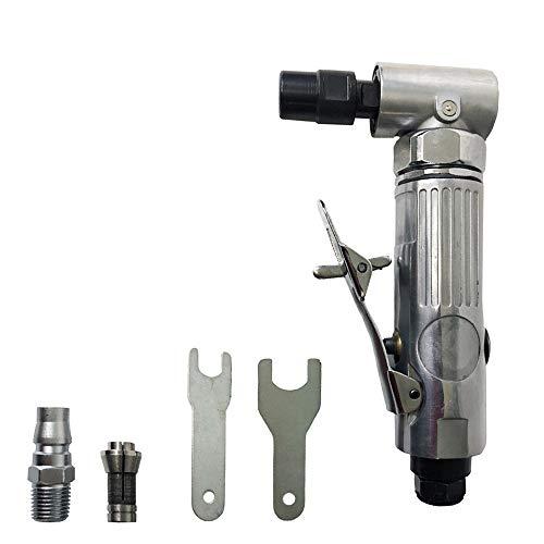 KKmoon Máquina de Pulir a 90 Grados Micro Pulido para Herramientas de Taller Herramienta Neumática...