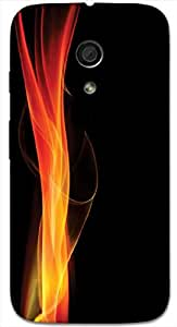Timpax protective Armor Hard Bumper Back Case Cover. Multicolor printed on 3 Dimensional case with latest & finest graphic design art. Compatible with only Motorola Moto-G2 ( 2nd Gen ). Design No :TDZ-20273