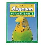 Kagesan Sand Sheets (32x25cm)x6 No 4