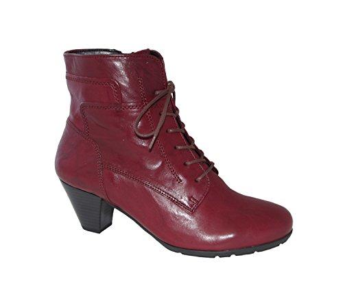 Gabor 31.682.27 Donna Stivali Dark-Red