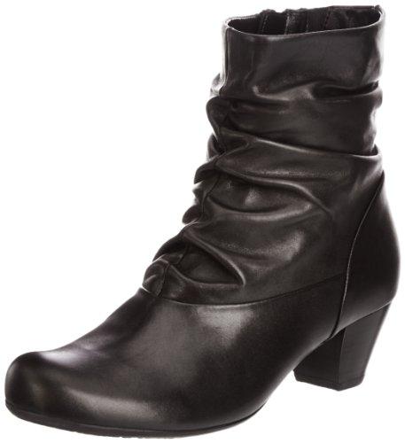 Gabor Shoes 96.671.57 Stivali A Maniche Corte Donna Nero (nero (micro))