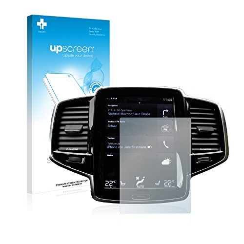 upscreen-bacteria-shield-matte-pellicola-protettiva-opaca-per-volvo-xc90-sensus-sistema-di-navigazio