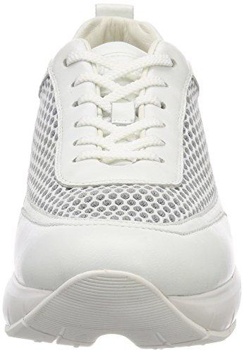 Candice Cooper Ladies Nappa Sneaker White (bianco)