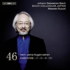 Es erhub sich ein Streit, BWV 19: Recitative: Lasst uns das Angesicht (Soprano)