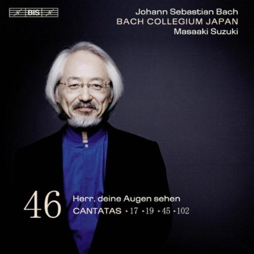 Herr, deine Augen sehen nach dem Glauben, BWV 102: Part II: Recitative: Beim Warten ist Gafahr (Alto)