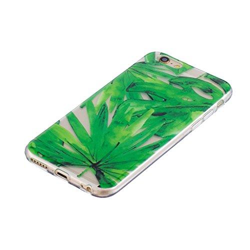 """Hülle für Apple iPhone 6S / 6 , IJIA Transparente Niedlich Koala TPU Weich Silikon Stoßkasten Cover Handyhülle Schutzhülle Handytasche Schale Case Tasche für Apple iPhone 6S / 6 (4.7"""") WL5"""