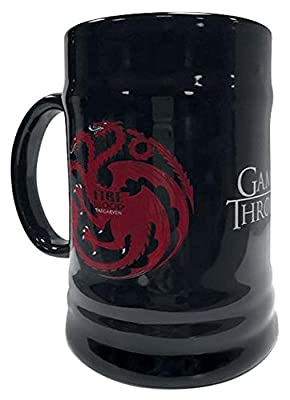 Game of Thrones House Targaryen Beer Mug