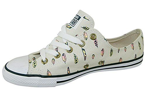 Converse - As Dainty Ox, Sneakers da Donna Beige