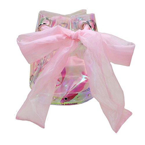 LA HAUTE, Borsa a tracolla donna rosa Pink Pink