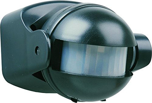 Smartwares ES34Z Bewegungsmelder – 180°-Detektion – Innen- und Außeneinsatz