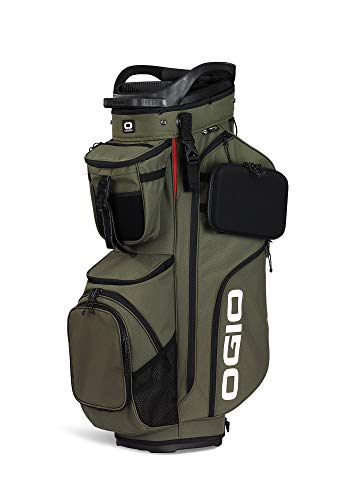 OGIO Alpha Convoy 514 Golf Cart Bag, Olive