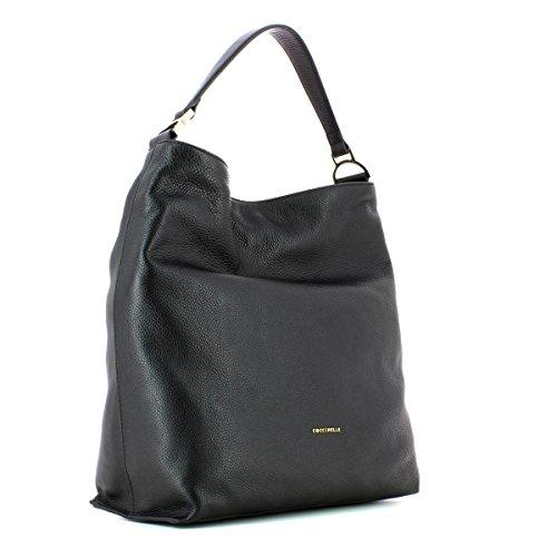 Coccinelle Arlettis shoulder bag leather black Noir