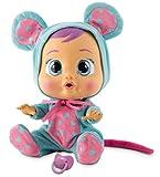 IMC Toys Cry Babies Bebé Piagnucolosi Lala, 10581