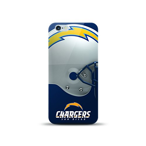 MIZCO SPORTS iPhone 8/7Helm Serie Fall-NFL Los Angeles Ladegeräte