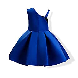 Girls Dress, Sonnena Baby Girls Clothes Princess Dress Pageant Bridesmaid Dress Wedding Formal Dress Party Dresses Girls Lace Tulle Dress Sleeveless Dresses Girls Party Outfit Kids Sundress from Sonnena
