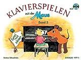 Klavierspielen mit der Maus Band 2 (+CD)