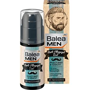 Bartpflege 3-Tage-Bart fresh, 50 ml pflegt Bart und Gesicht