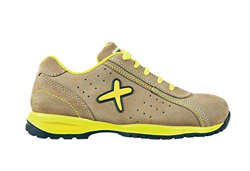 Exena Missano-Chaussures de sécurité, Missano beige