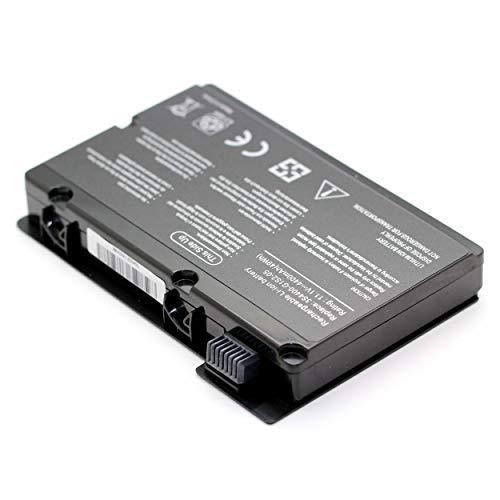 DNX Batterie Compatible pour Ordinateur PC Portable Fujitsu Siemens 3S4400-S3S6-07 11.1V 5200mAh_0021, Note-X