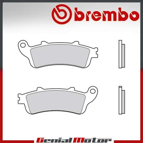 Pastiglie Brembo Freno Anteriori 07072.CC per SILVER WING 400 2006 > 2008