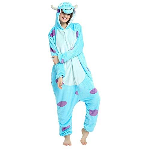 Loyal Blue Stich Unisex Adult Pajamas Kigurumi Cosplay Costume Animal Sleepwear Delicious In Taste Kids' Clothing, Shoes & Accs