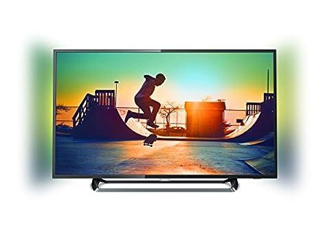 Philips 6000 series Téléviseur LED Smart TV ultra-plat 4K 43PUS6262/12 écran LED - écrans LED (109,2 cm (43