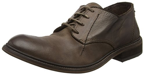 Fly London Hoco817fly, Derby Homme Marron (Coffee 001)