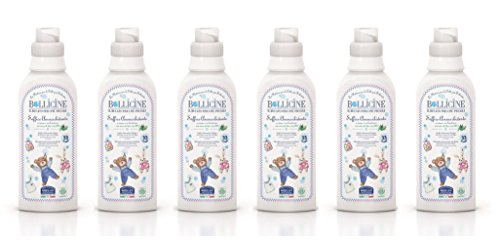 6-x-500ml-bollicine-certified-eco-organic-fabric-softener-for-baby-clothes-dermatology-tested-vegan-