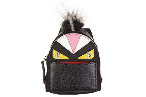 fendi-damen-taschenanhanger-bag-bugs-schwarz