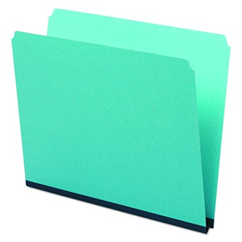 Pendaflex Pressspan Expansion Datei Ordner, Brief Größe, Blau, gerader Schnitt, 25/BX (9200ee) (Pendaflex Brief)