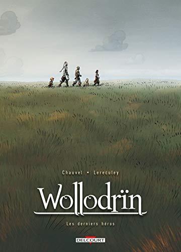 Wollodrïn - Etui jaquette T9 & 10 (DELC.TER.LEGEND)