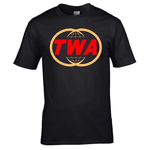 naughtees-clothing-twa-t-shirt-klassisch-airline-t-shirt-schwarz-xl