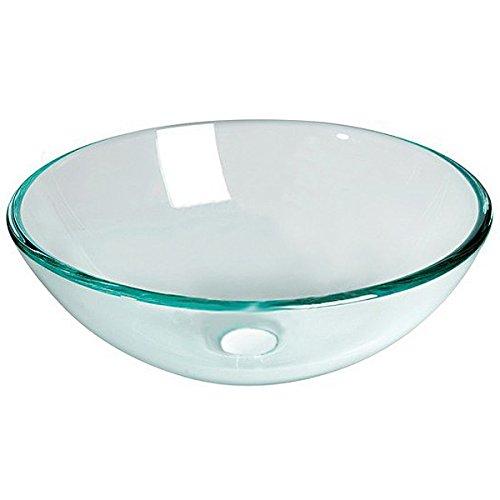 Osculati Glas Rundspüle - Ø 280mm