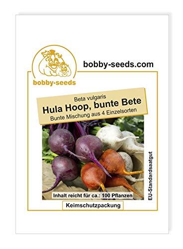 Bobby-Seeds Rübensamen Hula Hoop Bunte Bete Portion -