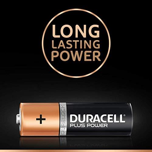 Duracell Batterie Plus Power Micro AAA 8er + 4 gratis Sonderpack ( 12 Batterien ) - 5