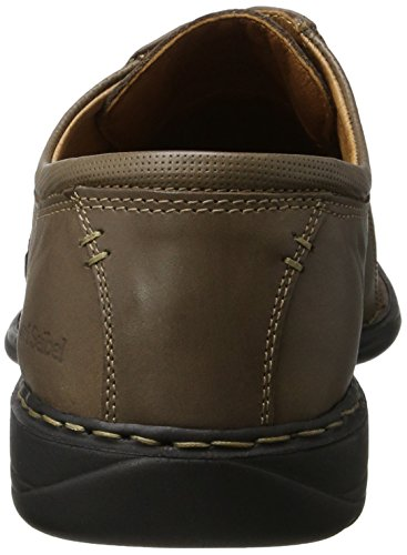 Josef Seibel Spike, Chaussures Pour Hommes Marron Et (taupe)
