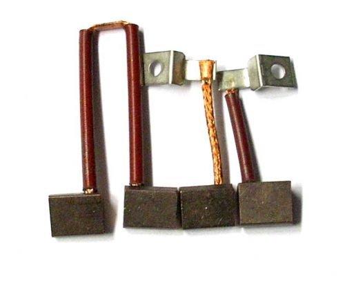 Escobillas de carbón Motor de arranque Valeo Paris-Rhone 10,6/6,1x10,3x15