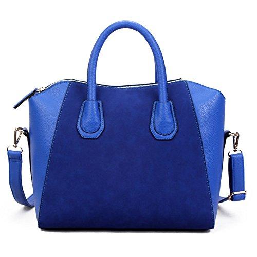 Versione signora coreana del trend di pacchetto/borsa scrub/borsa a tracolla/pacchetto diagonale-C B