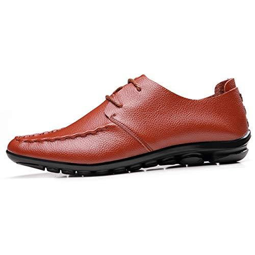 Jessie Kelly Herren Freizeitschuhe Mode Bequeme Oxford Schuhe