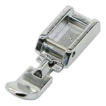 Yeqin (TM) schmaler Reißverschluss zum Anklippen