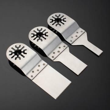 10/20/30mm SS E-Cut Lame de scie standard Outil multifonctions oscillant pour Power outil multifonction